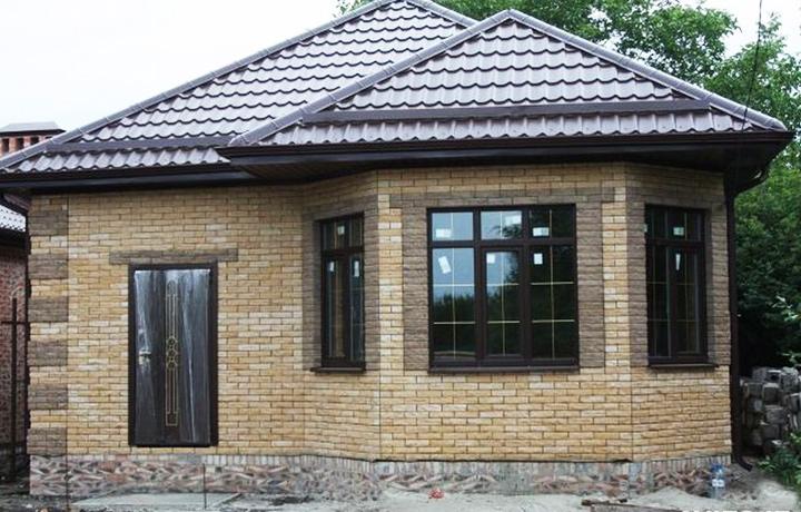 купить новый одноэтажный дом в краснодаре