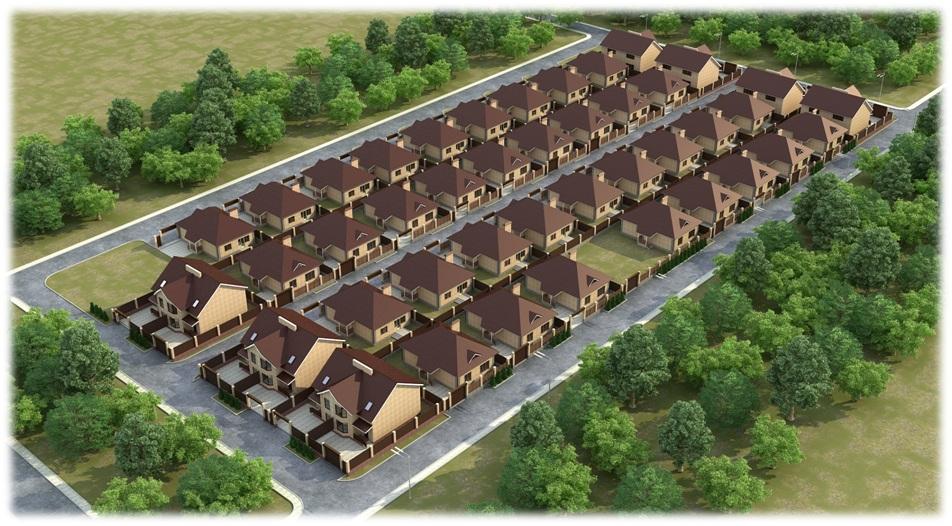Планировка коттеджа 140 кв.м. в «Вилла Роз» г. Краснодар - продажа домов в Краснодаре от застройщика, купить недорогой дом краснодар